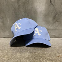 90's MLB OaklandAthletics strap hat 【GIRLS】