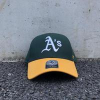 47brand MVP Oakland Athletics strapback cap