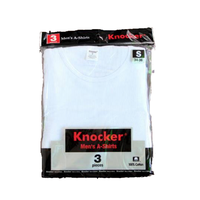 Knocker Men's Tanktop 3pack