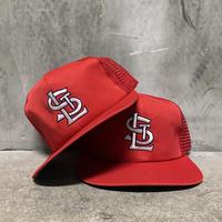 "80'sTII MLB ""St Louis Cardinals meshback"""