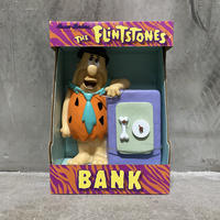 90's The Flintstone Coin Bank