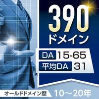 390ドメインリンク(オールドドメイン)