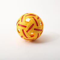 Official sepaktakraw ball for women_MT909