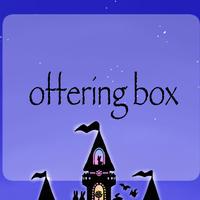 10/29『offering box』