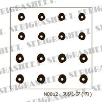Nail-200 (N0012) スタンプ調(円)