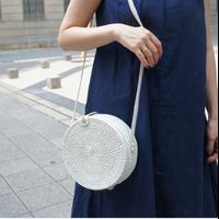 white basket bag