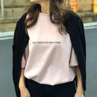 シンプルロゴTシャツ(ピンク)
