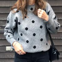 dots knit