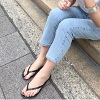 simple wave sandal
