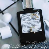 Flower Room Twinkle ピアス