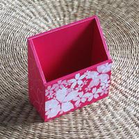 桜の携帯ホルダー(ピンク)