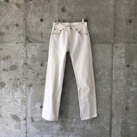 Levi's white denim (made in USA)
