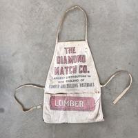 Vintage work apron  05