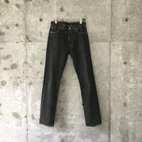Levi's black denim (made in USA)  B1
