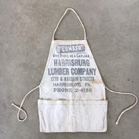 Vintage work apron  02