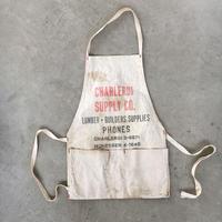 Vintage work apron  03