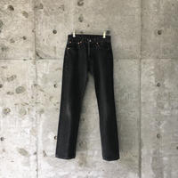Levi's  black denim (made in USA)