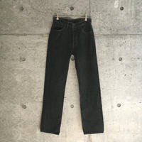 Levis 501 Black made in USA N707
