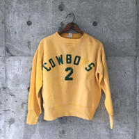 vintege sweat 1950~60's N301