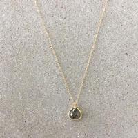 14kgf  hand made necklace(labradorite01)