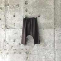 kids sarrouel pants (gray)