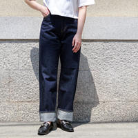 直営店 限定13oz SELVAGE HIGHWAIST JEANS