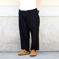 12oz denim trousers