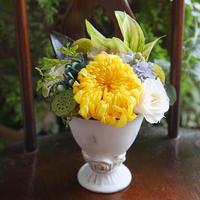 プリザーブドフラワー お供え 仏花