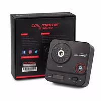 Coil Master 521 mini V2 オームメーター
