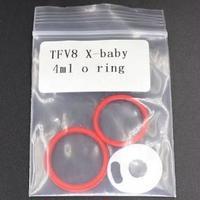 SMOK Stick X8 & TFV8 X Baby 用  O Ring パッキン