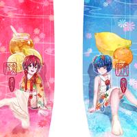 koi-koi 赤短・青短シリーズ リキッド 60ml