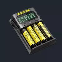 NITECORE UM4 充電器