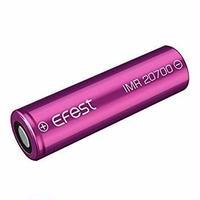 efest  IMR 20700 バッテリー 3100mAh