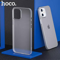 hoco iPhone12 iPhone12 Pro 極薄スリムケース
