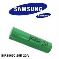 SAMSUNG 18650 バッテリー 25R