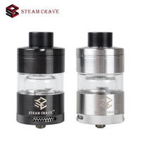 STEAM CRAVE GLAZ V2 RTA 31mm