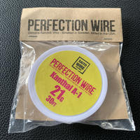 PERFECTION WIRE Kanthal A-1/30ft 21G