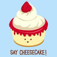 SAY! チーズケーキ 100ml