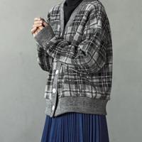 [レシピなし]ショートカーディガン(LBS4790-15)