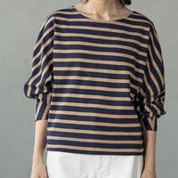 [レシピなし]長袖ドルマンTシャツ(LBS4790-22)
