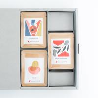 ギフトボックス|コーヒーバッグボックス3個セット