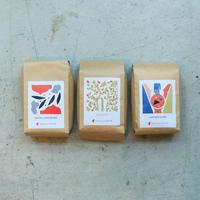 コーヒー豆3個セットB