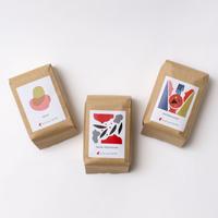 コーヒー豆3個セットA