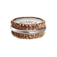 SHAFCA COMBINATION RING