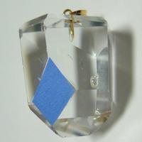 K18 右巻き水晶(美晶堂・オリジナル)RSQ-017
