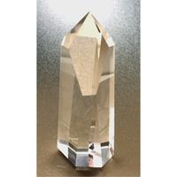 エンジェルラダー六角柱(クレパスキュラクォーツ)研磨 ANG-005