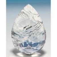 美晶堂オリジナル 天然白水晶・かっこみカット S-QU-001