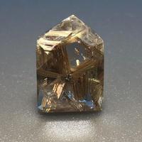 ルチレィテッドクォーツ 太陽ルチル・ゴールドタイチン RL-102