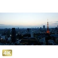 1028005 ■ 東京 東京タワー夕景