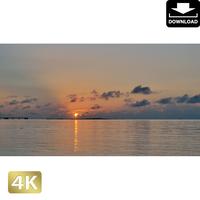 2013007 ■ 沖縄本島 中城海岸 日の出